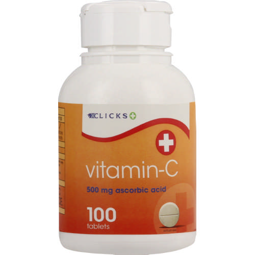 Vitamin C 500mg 100 Tablets