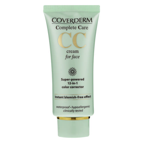 Complete Care SPF25CC Cream For Face Soft Brown 40ml