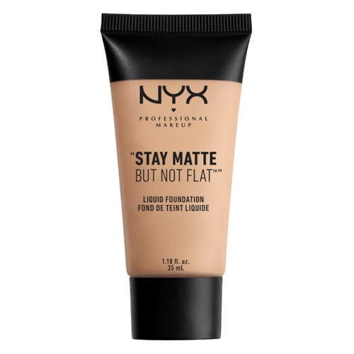 Stay Matte But Not Flat Liquid Foundation Warm 35ml