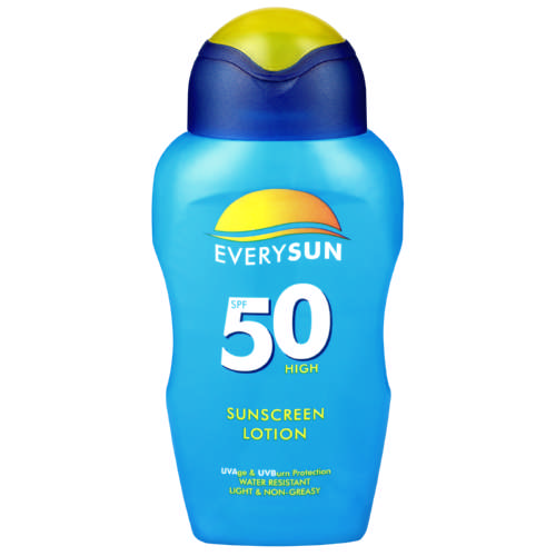 Family SPF50 Sunscreen Lotion 250ml