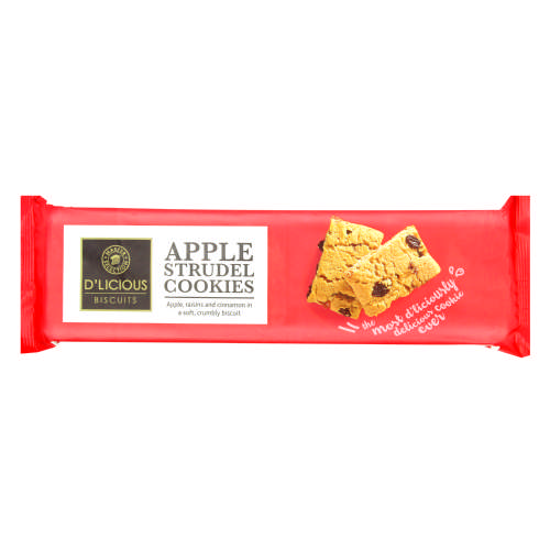 Cookies Apple Strudel 150g