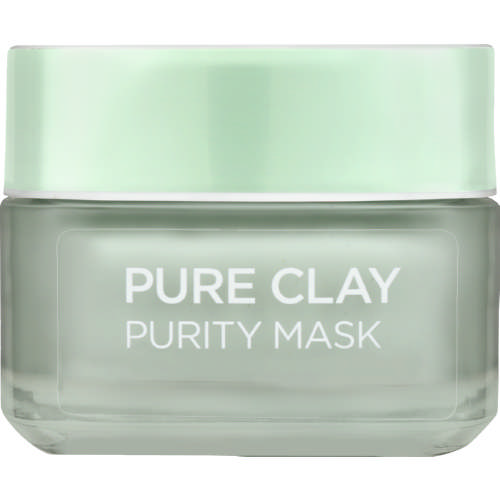 L'Oreal Pure Clay Mask Purity