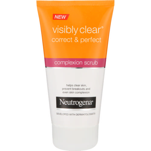 Visibly Clear Correct & Perfect Complexion Scrub 150ml