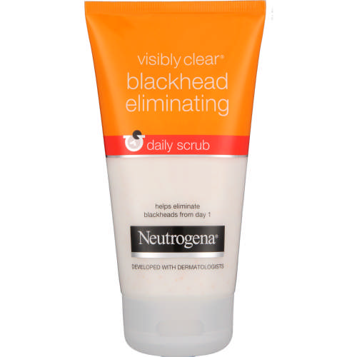 Blackhead Eliminating Facial Scrub With Purifying Salicylic Acid 150ml