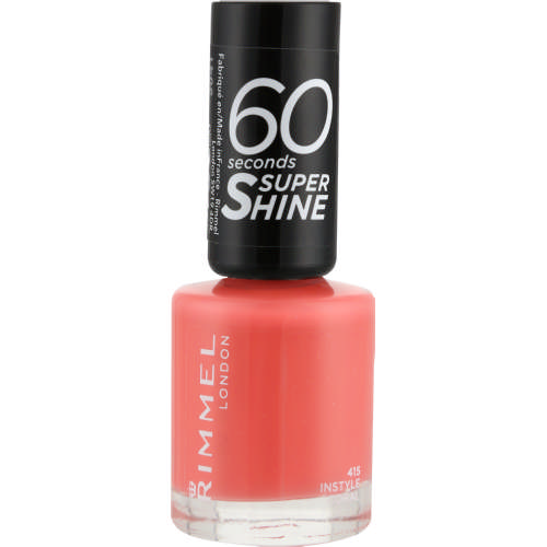 60 Seconds Nail Color Shade 415