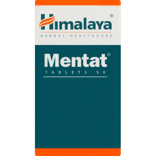 Herbal Healthcare Mentat 50 Tablets