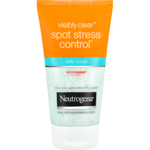 Visibly Clear Spot Stress Control Daily Scrub 150ml