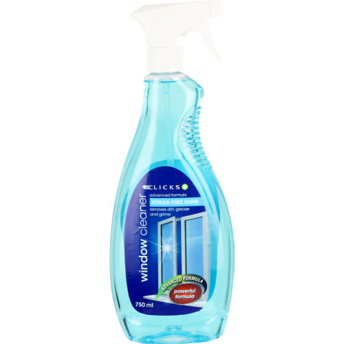 Window Cleaner 750ml