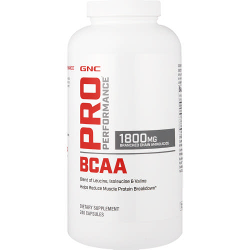 Pro Performance BCAA 240 capsules