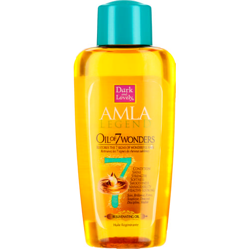 Amla Legend Oil of 7 Wonders 125ml