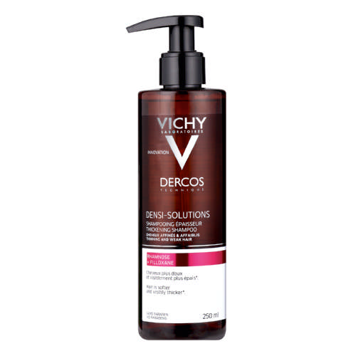 Dercos Technique Sensi Solution Thickening Shampoo 250ml