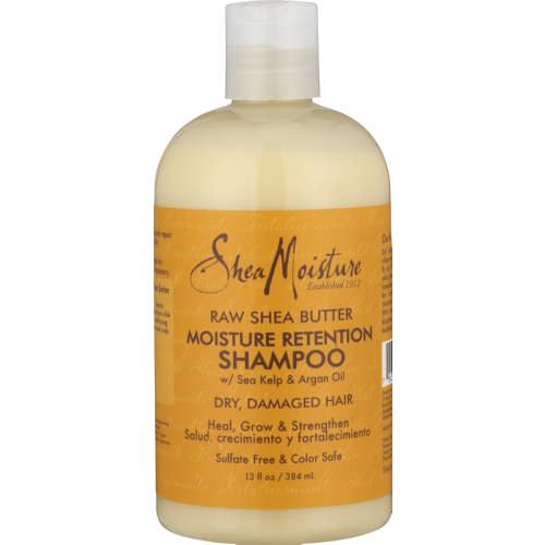 Shea Moisture Raw Shea Butter Shampoo 384ml Clicks