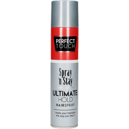 Spray n Stay Hairspray Ultimate Hold 250ml