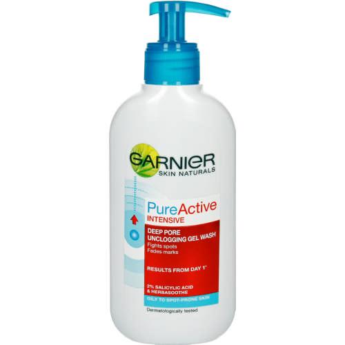 Garnier Pure Active Pore Unclogging Wash Review | BEAUTY ...