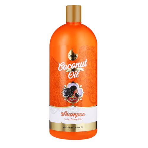 Coconut Oil Shampoo 1l
