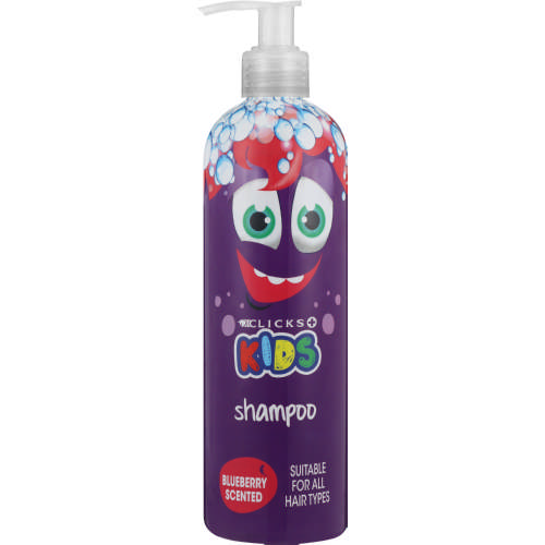 Kids Shampoo Unisex Blueberry Muffin 400ml