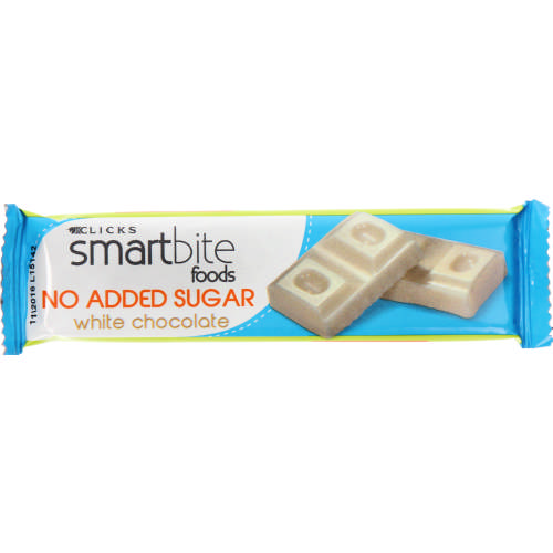 Smartbite Foods White Chocolate 30g