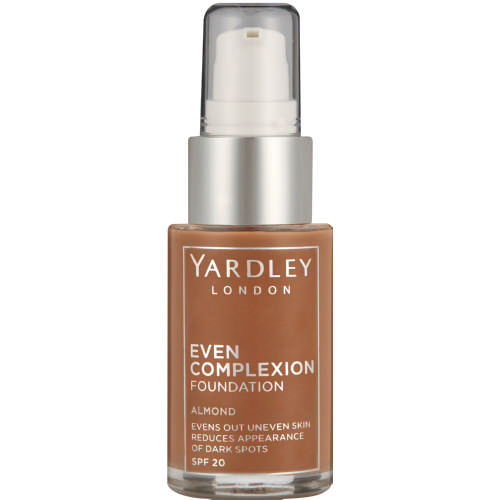Even Complex Foundation Natural