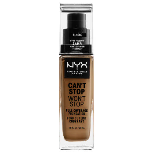 Cant Stop Wont Stop 24HR Liquid Foundation Almond 30ml