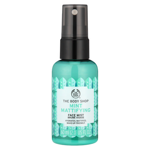 Mint Mattifying Face Mist 60ml
