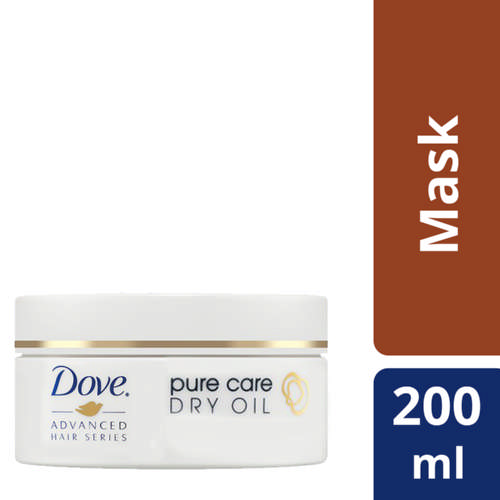 Advanced Hair Series Treatment Mask Pure Care Dry Oil 200ml