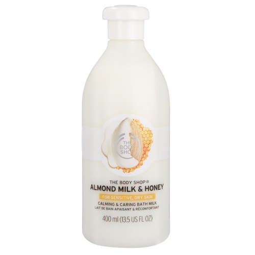 Almond Milk and Honey  Calming and Caring Bath Milk 400ml