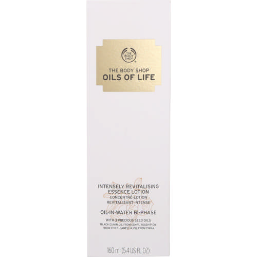 Oils Of Life Intensely Revitalising Bi-Phase Essence Lotion 160ml