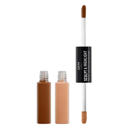 Sculpt & Highlight Face Duo Cinnamon/Peach 10.6ml