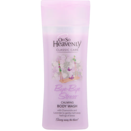 Classic Care Bye-Bye Stress Calming Body Wash Cream 200ml