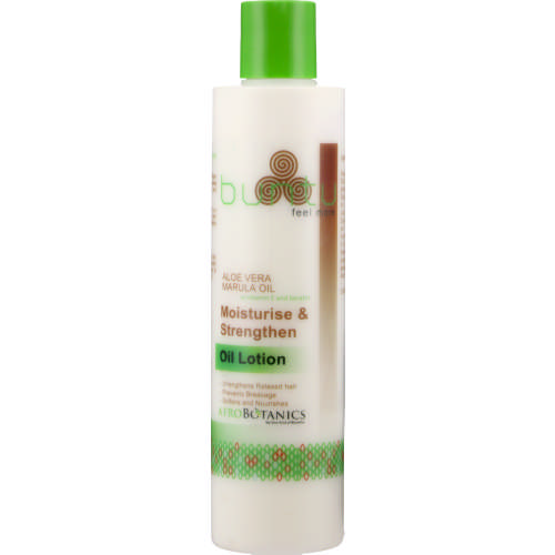 Buntu Aloe Vera & Marula Oil Lotion 250ml