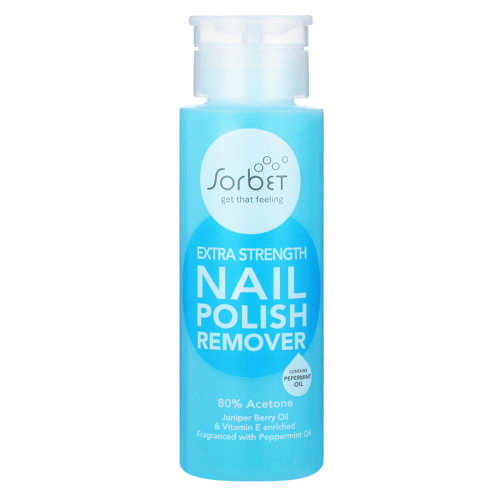 Sorbet Extra Strength Nail Polish Remover Clicks