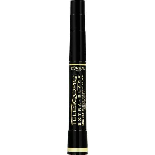 13538ebabf3 L'Oreal Telescopic Mascara Carbon Black 8ml - Clicks