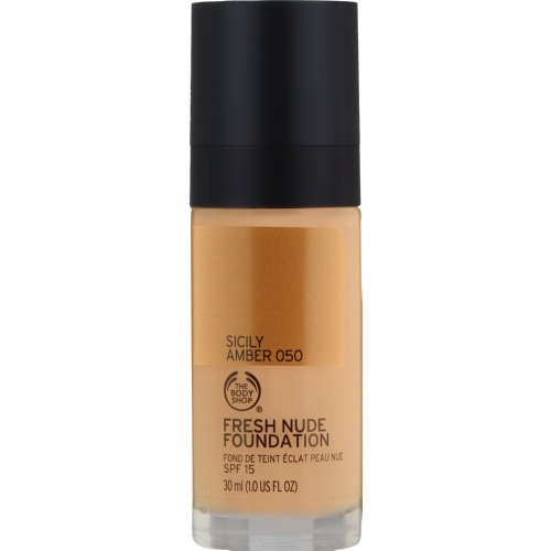 Fresh Nude Foundation 050 Sicily Amber 30ml