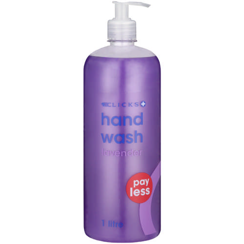 Payless Hand Wash Lavender 1 Litre