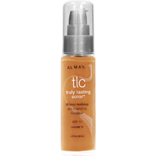 TLC Truly Lasting Color Liquid Make-up Caramel 30ml
