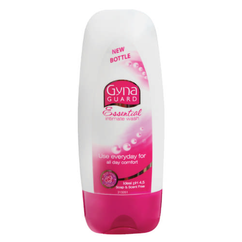 Gynaguard Essential Intimate Wash 140ml Clicks