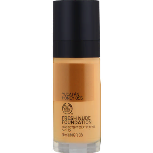 Fresh Nude Foundation 055 Yucatan Honey 30ml
