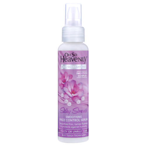 Silky Smooth Smoothing Frizz Control Serum 100ml
