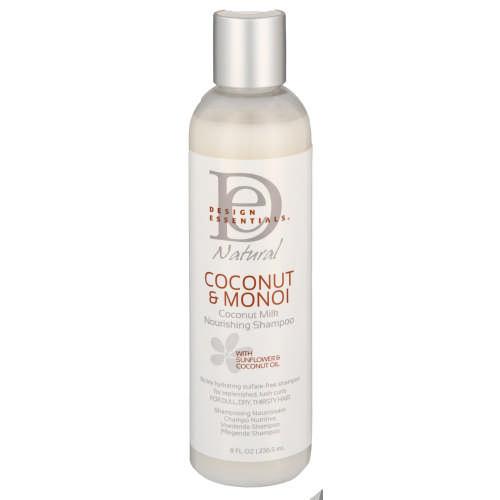 Design Essentials Coconut Monoi Nourishing Shampoo 236ml Clicks
