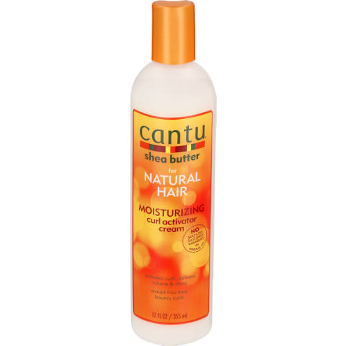 Cantu Shea Butter For Natural Hair Moisturizing Curl