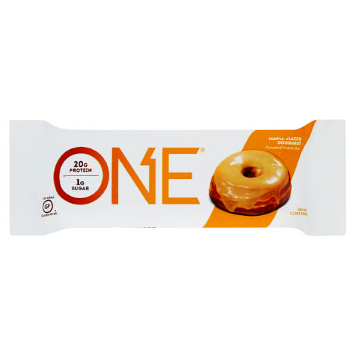 GNC One Bar Protein Maple Donut 60g