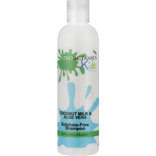 Kids Botanics Coconut Milk & Aloe Vera Shampoo 250ml