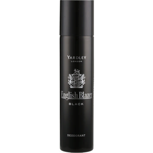 English Blazer Deodorant Black 250ml
