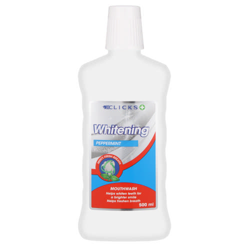 Mouthwash Whitening 500ml