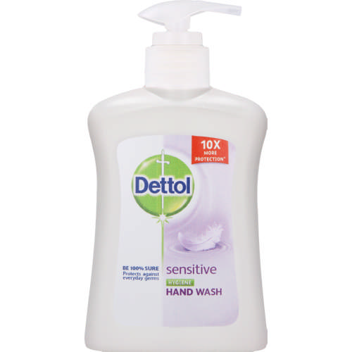 Liquid Handwash Sensitive 200ml
