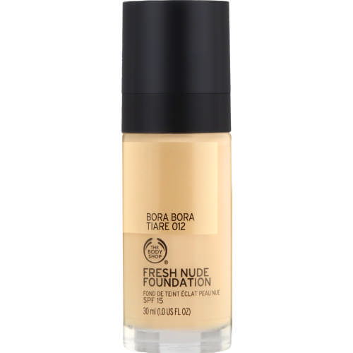 Fresh Nude Foundation 012 Bora Bora Tiare 30ml