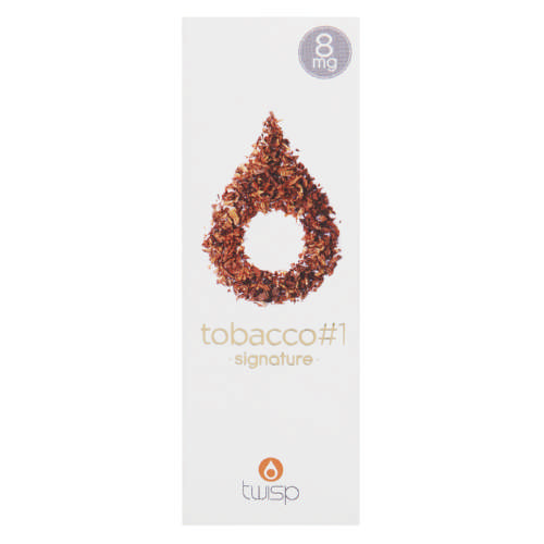8mg Refill Liquid Tobacco 20ml