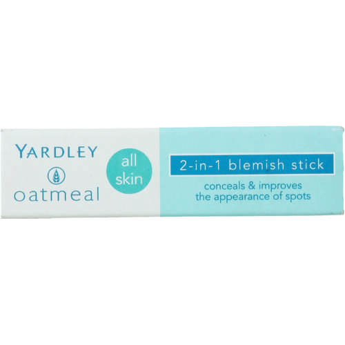 Oatmeal 2-In-1 Blemish Stick Ivory
