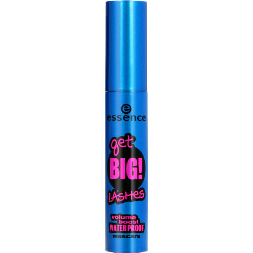 Get Big Lashes Volume Boost Waterproof Mascara 12ml