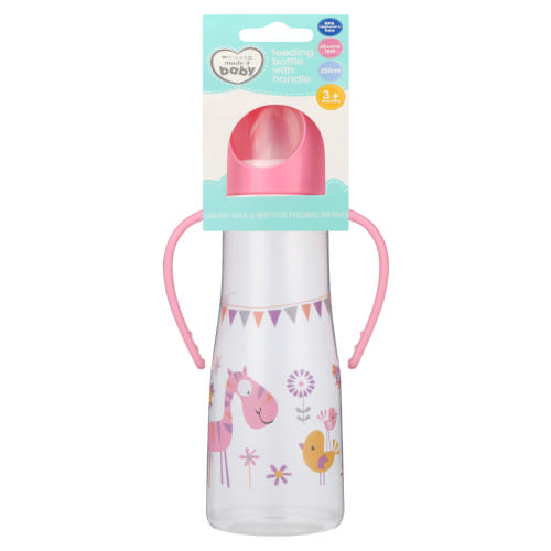 Feeding Bottle With Handles 250ml